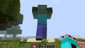 Zombie gigante